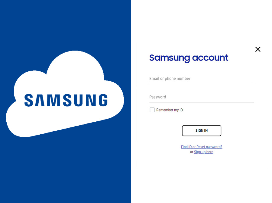 samsung cloud