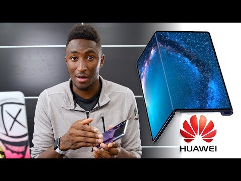 who makes huawei phones