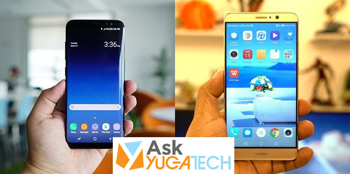 Samsung Galaxy S8 or Huawei Mate 9?