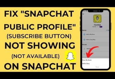 Snapchat Not Working? Here Are Some Ways You Possibly Can Try To Fix Snapchat