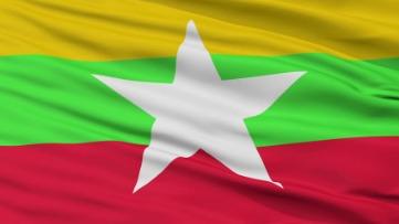 Burmese Flags